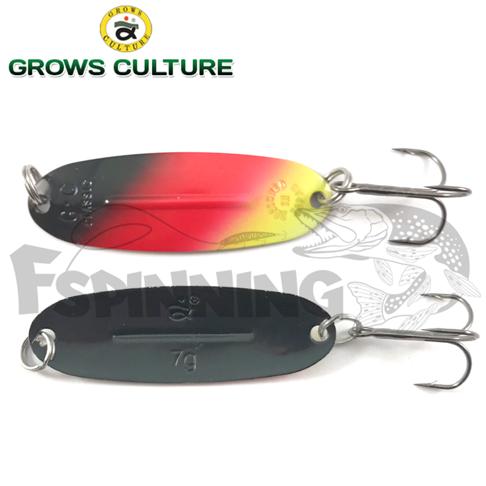 Блесна колебалка Grows Culture Jig Killer 7gr/57mm #037A