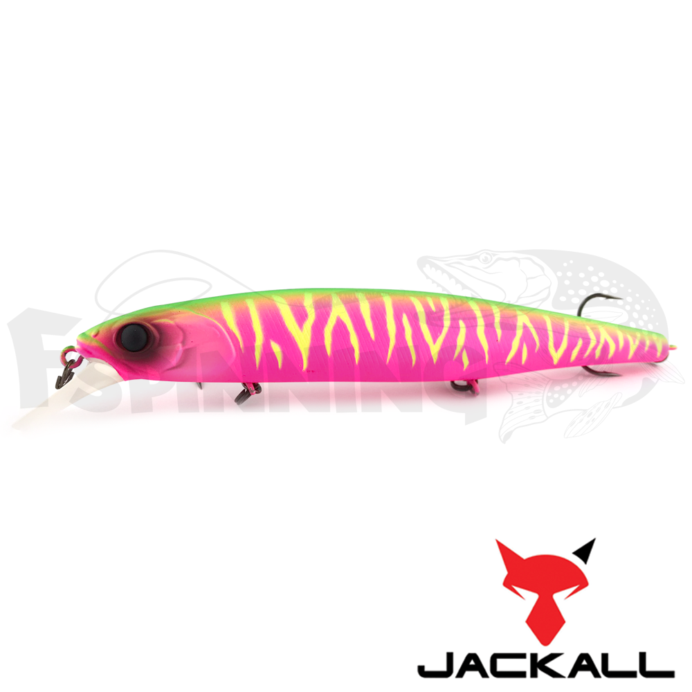 Mag Squad 115SP Воблер Jackall Mag Squad 115SP 16,0gr #dragon fruit mat tiger (JP)