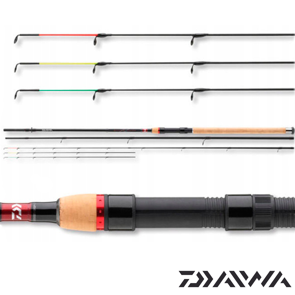 Ninja-X Method Feeder Фидер Daiwa Ninja-X Method Feeder 330 3.3m/80gr