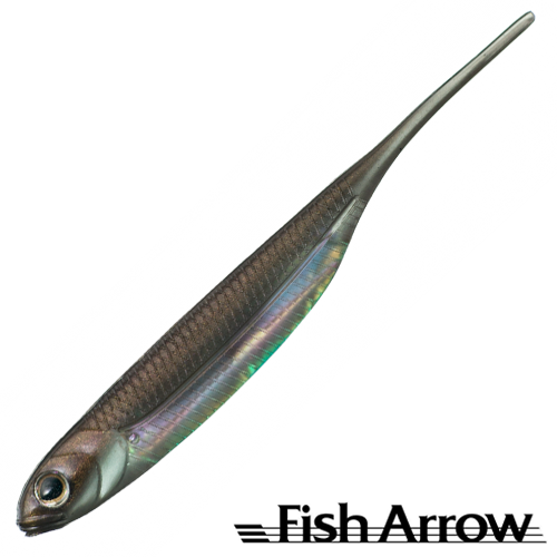 Мягкие приманки Fish Arrow Flash J 2'' #27 Wakasagi/Aurora (8 шт в уп)