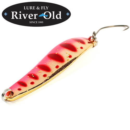 Блесна колебалка River Old Satellite Viper 8gr/51mm #009