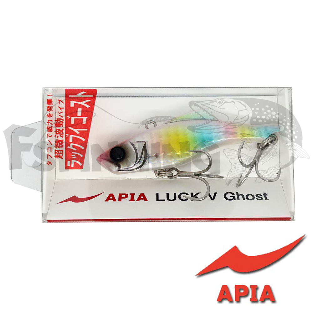 Luck-V Ghost Воблер Apia Luck-V Ghost 15gr #06