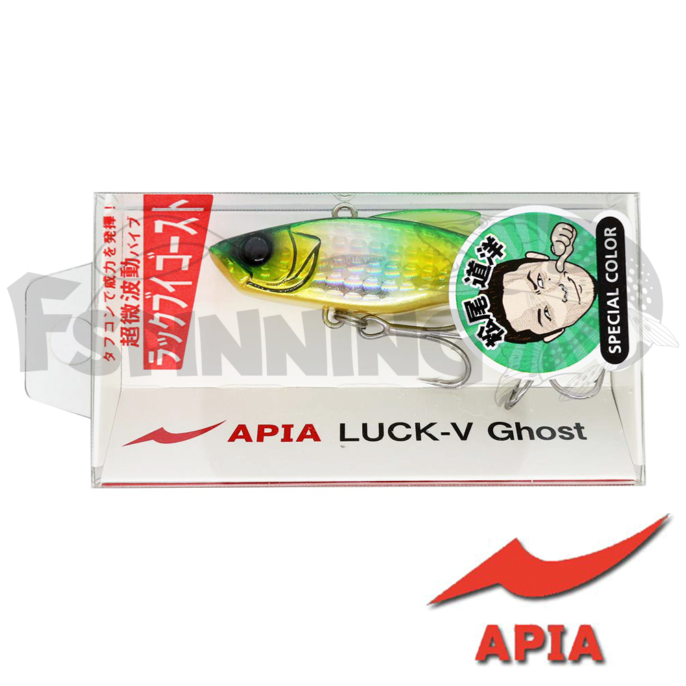 Luck-V Ghost Воблер Apia Luck-V Ghost 15gr #10