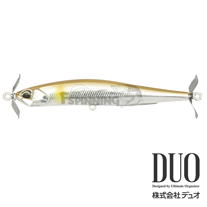 Воблер DUO Realis Spinbait 80 9,4gr #R10