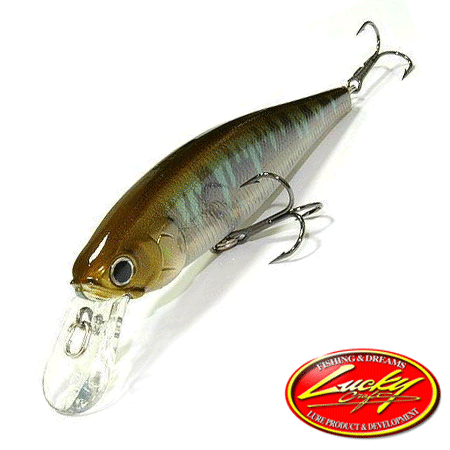 Pointer 100 Воблер Lucky Craft Pointer 100 18,0gr #284 Misty Shad