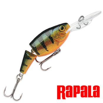 Jointed Shad Rap JSR05 Воблер RapaIa Jointed Shad Rap #JSR05-P