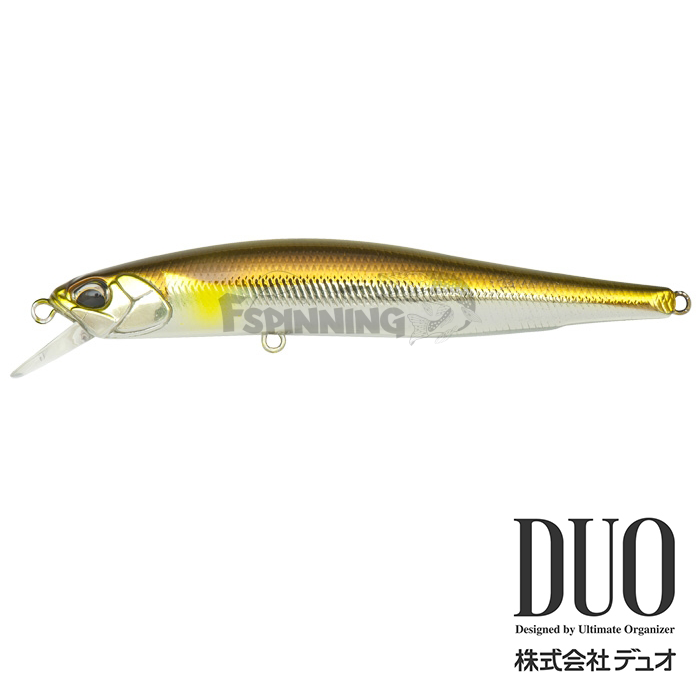 Воблер DUO Realis Minnow 80SP 4,7gr #A510
