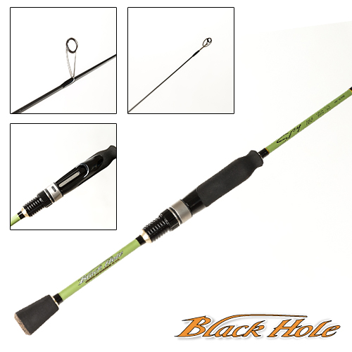 Black Hole Spy 1,90m/2-10gr