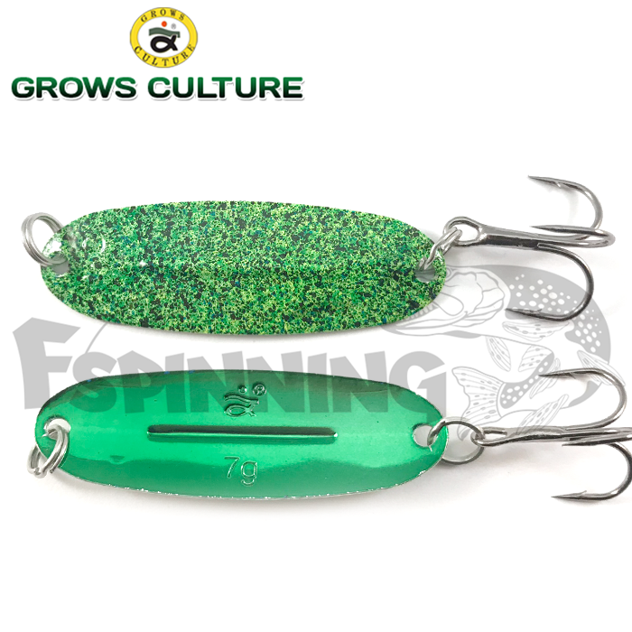 Блесна колебалка Grows Culture Jig Killer 7gr/57mm #035A