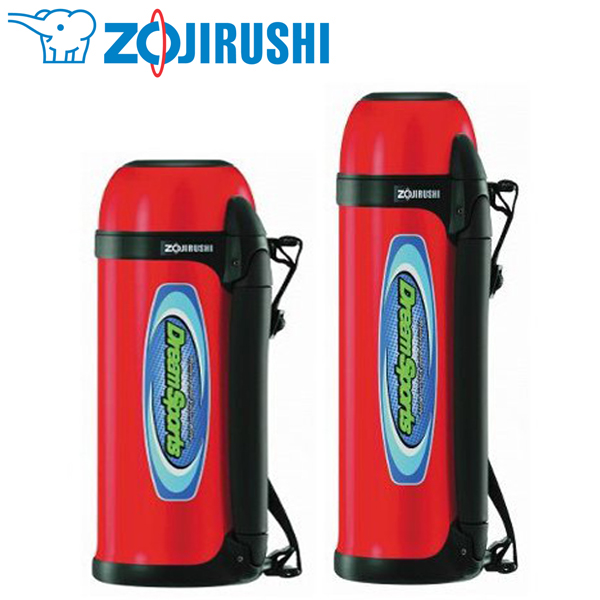 Zojirushi Термос Zojirushi SJ-SD12-RED 1,2л (красный)