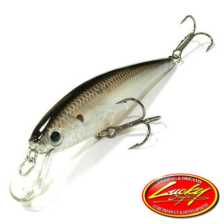 Pointer 78 Воблер Lucky Craft Pointer 78 9,2gr #222 Ghost Tennessee Shad