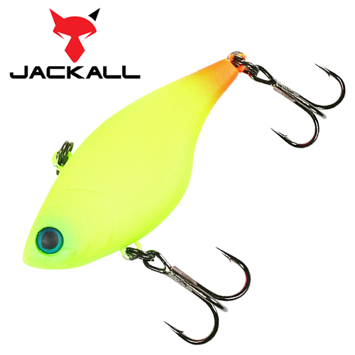 Jackall Chubby Vibration 4,8gr #chartreuse orange