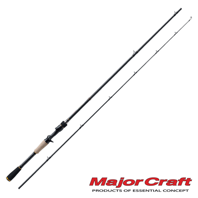 Speedstyle Кастинговое удилище Major Craft Speedstyle 1.98m/7-21gr/10-16lb SSC-662M