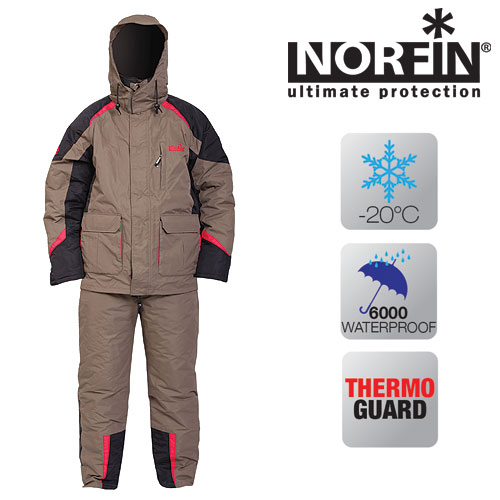 Костюм зимний Norfin Thermal Guard New XXL