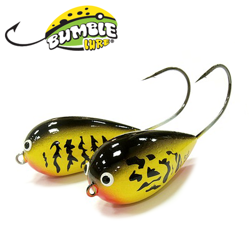 Глиссер Bumble Lure Jerk J-7G Gold 7гр