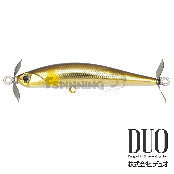 Воблер DUO Realis Spinbait 60 4,5gr #S37