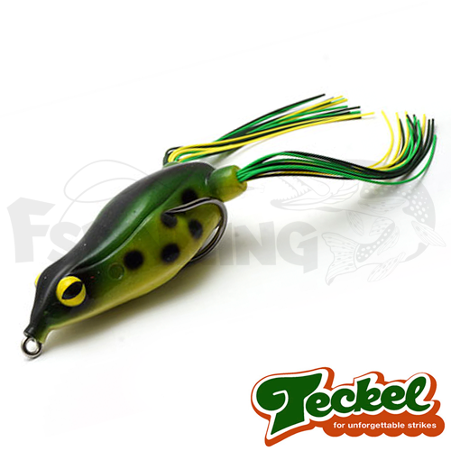 Воблер Teckel Whacker Frog 15gr #021S Old Frog - купить в Москве