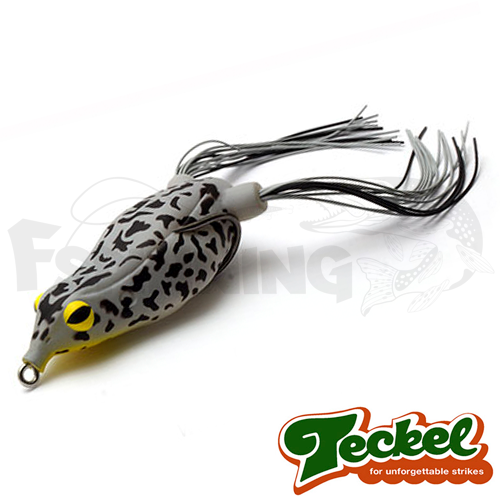 Воблер Teckel Whacker Frog 15gr #016S Grey Camo - купить в Москве