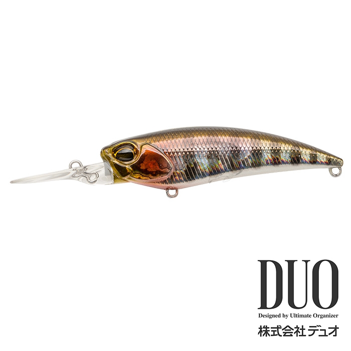 Воблер DUO Realis Shad 59MR 4,7gr #D58