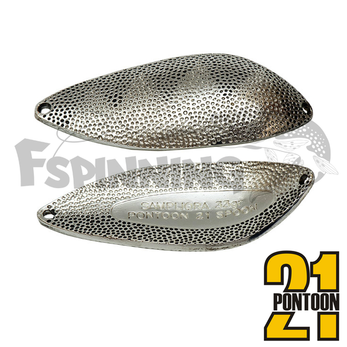 Блесна Pontoon21 Sampliora 20,0gr #S40-004