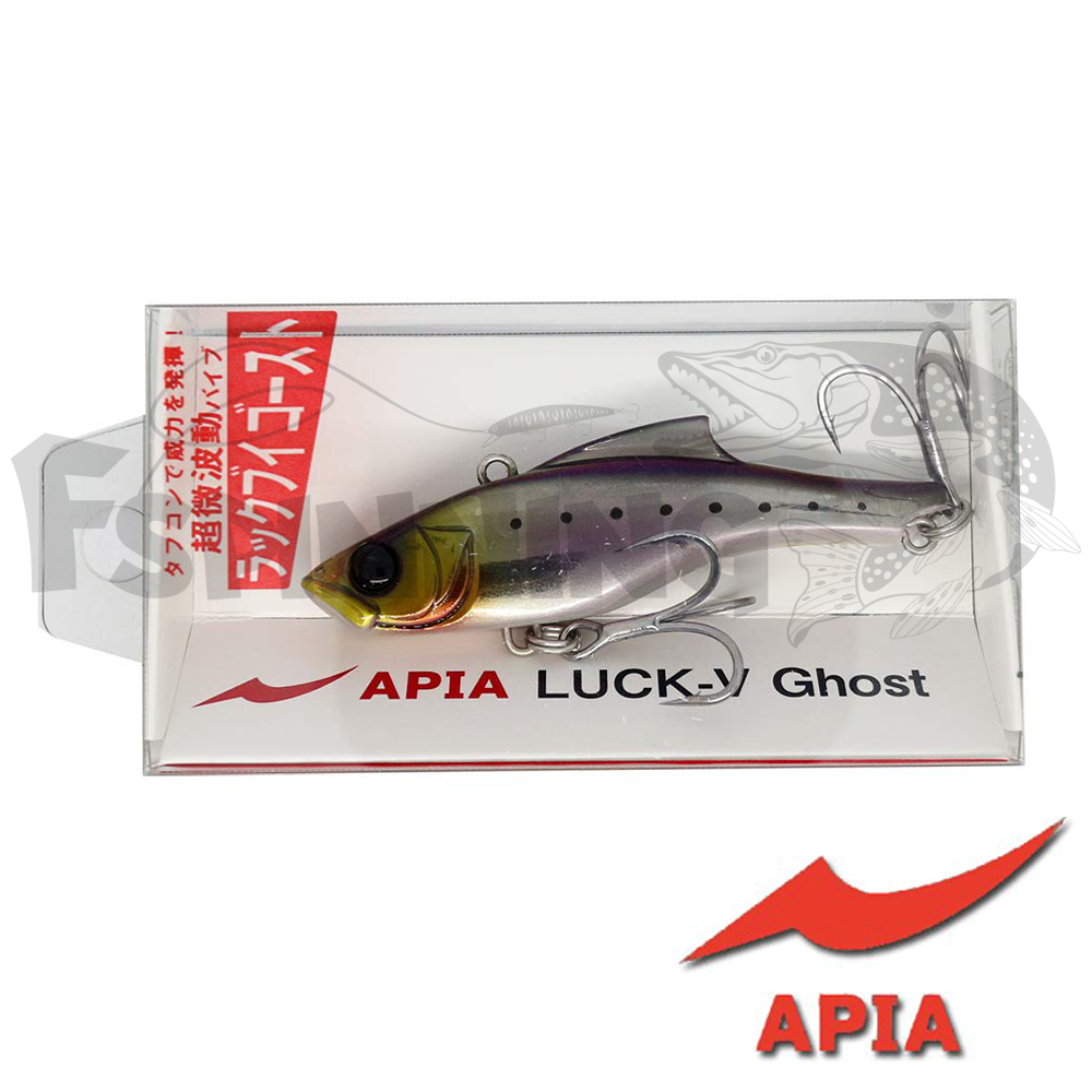 Luck-V Ghost Воблер Apia Luck-V Ghost 15gr #04