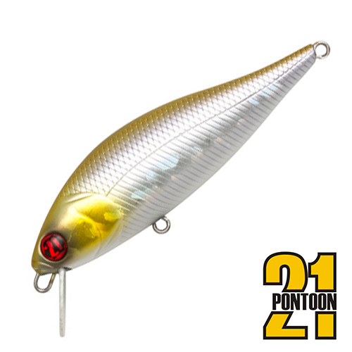 Bet-A-Shiner 82F-SR Воблер Pontoon 21 Bet-A-Shiner 82F-SR 11,7gr #A30