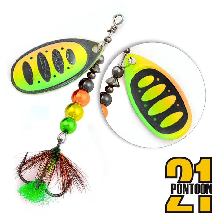 Блесна Pontoon21 Ball Concept 2,5 6,5gr #BT21-FT2
