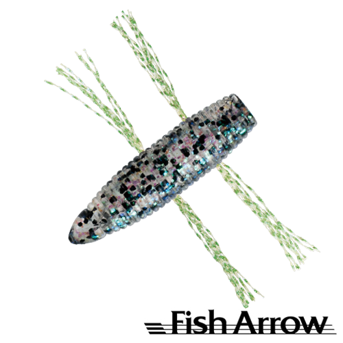 AirBag Bug 1,6'' Мягкие приманки Fish Arrow AirBag Bug 1,6'' #T02 Crystal Green T (6 шт в уп)