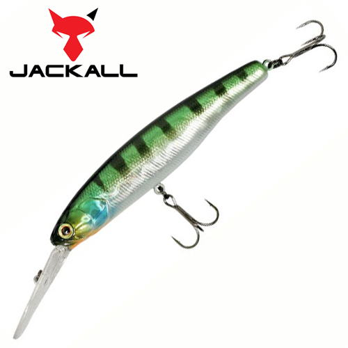 Jackall DD Smash Minnow 100SP 17,7gr #hl blue gill