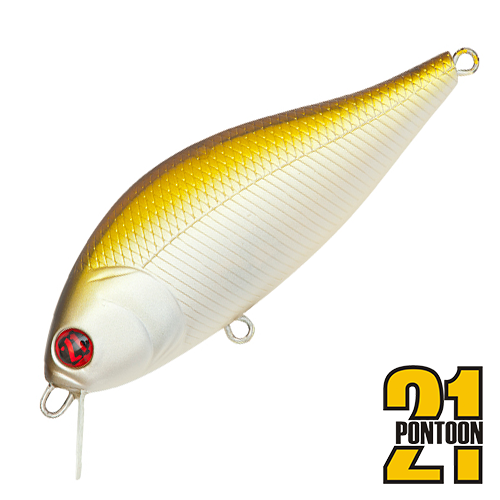 Воблер Pontoon21 Bet-A-Shad 75SP-SR 13,2gr #317