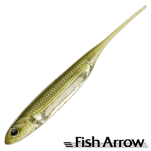 Fish Arrow Flash J 3'' #06 Kosan Ayu/Silver (7 шт в уп)