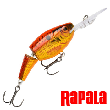 Jointed Shad Rap #JSR07-OSD