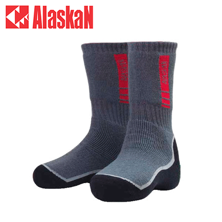 Alaskan Носки Alaskan Grey-Black #XL