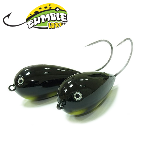 Глиссер Bumble Lure Jerk J-7xB Black 7гр