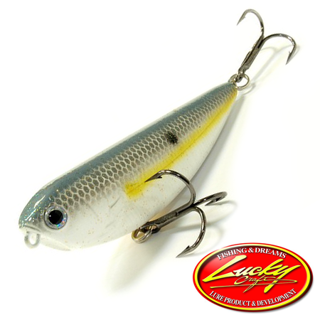 Воблер Lucky Craft Sammy 085 12,6gr #172 Sexy Chartreuse Shad