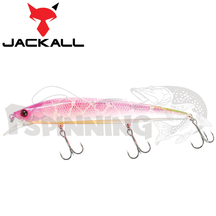 Rerange 130SP Воблер Jackall Rerange 130SP 21,5gr #uv secret pink tiger