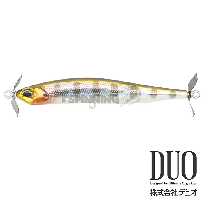 Воблер DUO Realis Spinbait 80 9,4gr #D58