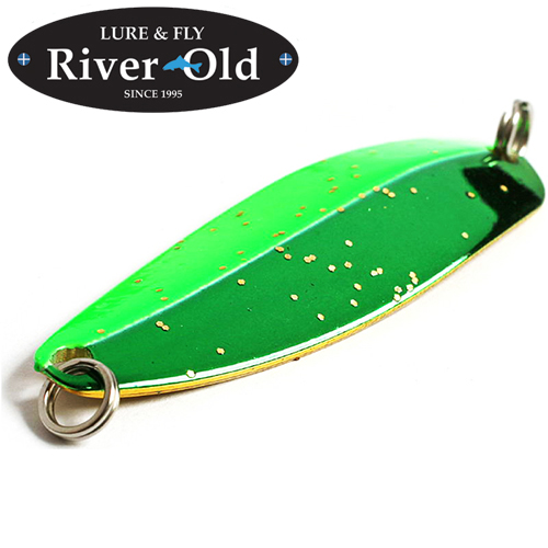 Блесна River Old Sattelite Cherry Vespa EX 22gr/52mm #014