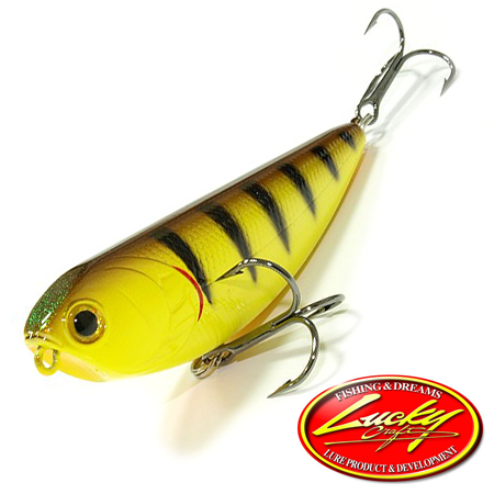 Воблер Lucky Craft Sammy 085 12,6gr #806 Tiger Perch