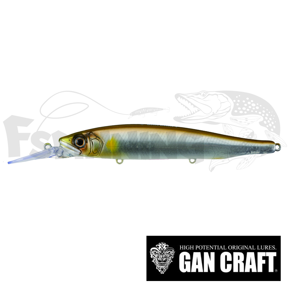 Ayuja Rest 128 Воблер Gan Craft Ayuja Rest 128 21.3gr #003