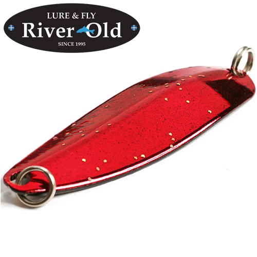 Блесна River Old Satellite Cherry Vespa 11gr/52mm #015