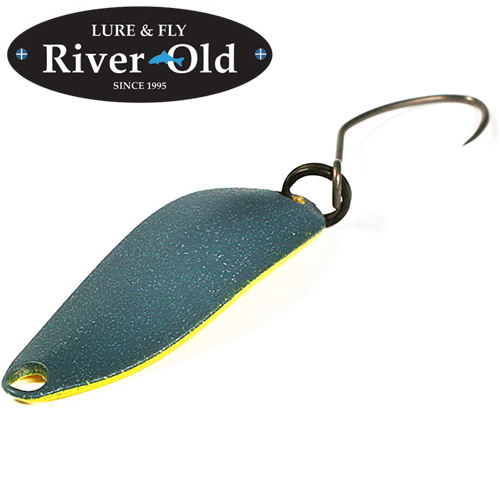 Блесна River Old Tournament SS Muddy Special 1,8gr/27mm #020