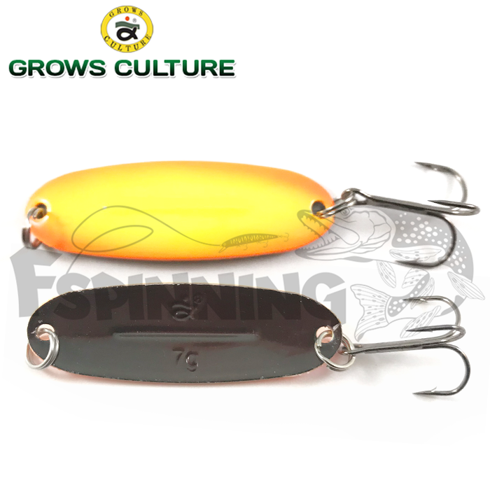 Блесна колебалка Grows Culture Jig Killer UV 7gr/57mm #040A