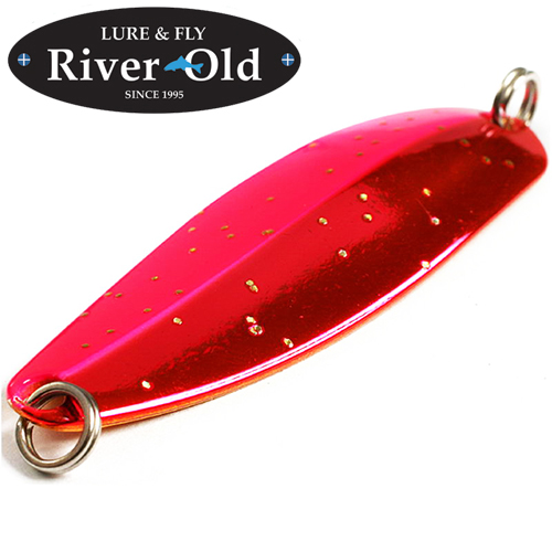 Блесна River Old Satellite Cherry Vespa SS 8gr/52mm #015