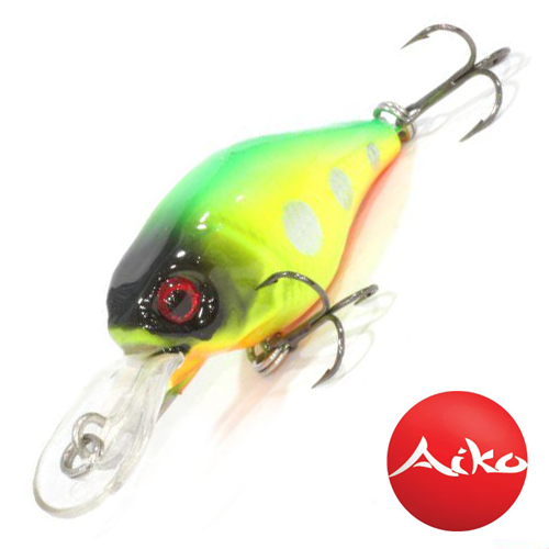 Воблер Aiko Roost Crank DR 40F 4,5gr #027