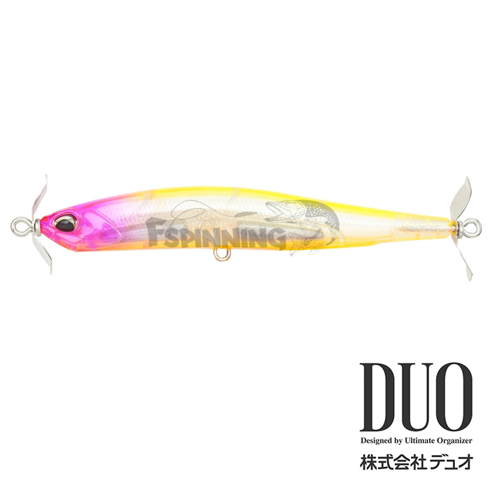 Воблер DUO Realis Spinbait 80 9,4gr #CK39