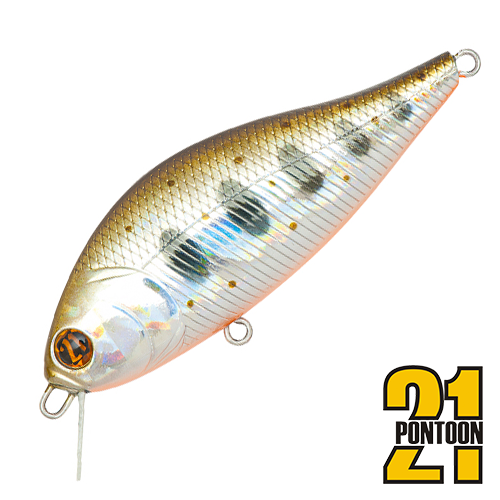 Воблер Pontoon21 Bet-A-Shad 75SP-SR 13,2gr #050