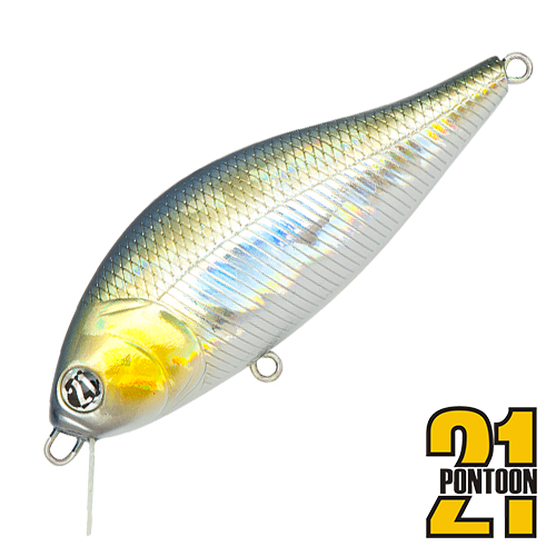 Воблер Pontoon 21 Bet-A-Shad 83SP-SR 17,3gr #R30