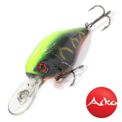 Воблер Aiko Roost Crank DR 40F 4,5gr #020