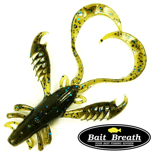 Мягкие приманки Bait Breath Virtual Craw 2,6'' #S146 (9шт в уп)